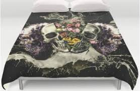 skull decor skull decor sugar skull bedding