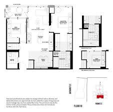 Minto Homes Floor Plans Minto Westside In Toronto On Prices U0026 Floor Plans