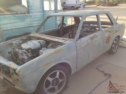 510 2 door full custom vq30 engine project car