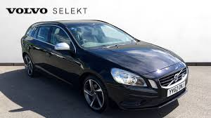 volvo v60 d2 r design 1 owner full service history with riverside