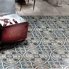lisbon vintage patterned tiles porcelain superstore