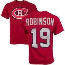 alumni tshirt montreal canadiens larry robinson vintage nhl alumni t shirt