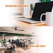 2 inch desk grommet desk grommet 2 inch plastic desk cord cable hole cover grommet