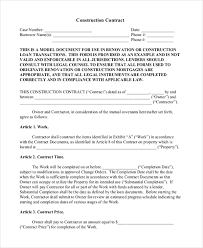 sample investment contract template investment agreement
