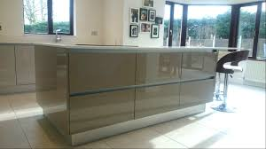 gola handleless modern kitchen waterford newhaven kitchens