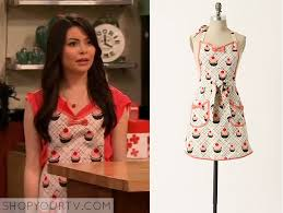 carly s icarly season 4 episode 17 carly s cupcake apron shop your tv