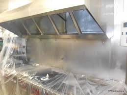 extraction cuisine professionnelle dégraissage de hotte de cuisine professionnelle hotte aspirante