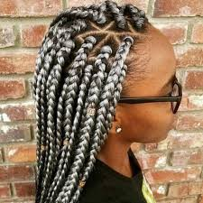 braided extensions 20 braids for women who hair extensions