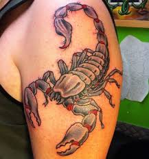 18 scary scorpion tattoo design ideas