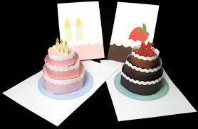 birthday card creat easy popup birthday card 3d pop up birthday