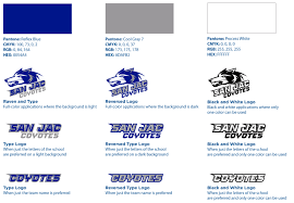 pantone color of the year hex south athletics branding san jacinto college
