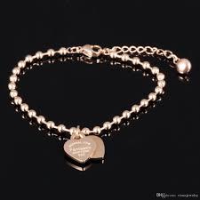 custom engraved bracelet women custom engraved bracelet stainless steel gold plated