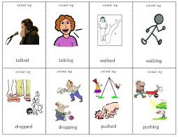 verbs and verb tense free language stuff