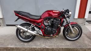 suzuki gsf 1200 bandit 1 200 cm 1996 outokumpu motorcycle