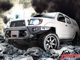 toyota tacoma front bumper guard b exterior accessories bumpers fab fours front bumper with no