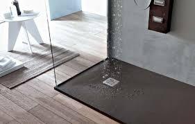 piatto doccia pietra piatto doccia in pietra solidstone alto 2 8 cm grafite nero
