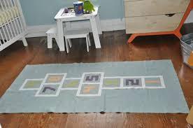 hopscotch nursery rug diy franklin goose