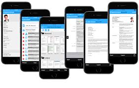 Best Free Resume App by Ultimate Resume App For Iphone Ipad Creates Resumes And Cover