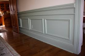 Beadboard Wainscoting Height This Is Similar To The New Style Of Faux Wainscoting We Are Going