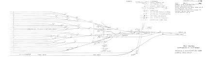 Hudson Bergen Light Rail Map Prr Interlocking Diagrams Philadelphia To New York Branches