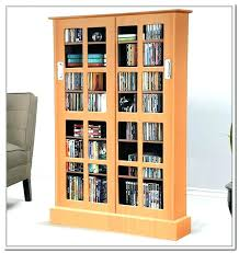 dvd cabinets with glass doors cd storage cabinet and with doors cabinets glass wooden metal dvd