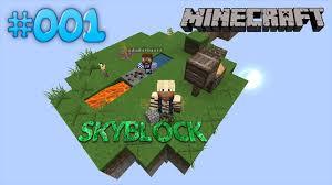 K He Mit Insel Kaufen Let U0027s Play Minecraft Skyblock 001 Ab Auf Die Insel German