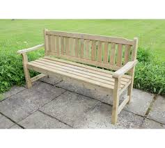 5ft Garden Bench Buy Forest 5ft Rosedene Garden Bench At Argos Co Uk Your Online