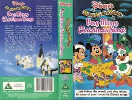 sing along songs merry songs d206572 disney