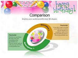 happy birthday wishes powerpoint templates ppt backgrounds slides