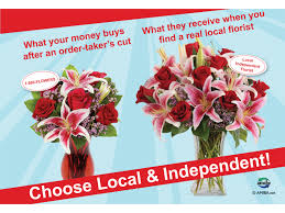 local florists local business report support your florist this s day