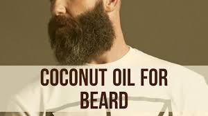 Coconut Oil For Hair Growth Results How To Apply Coconut Oil To Your Beard