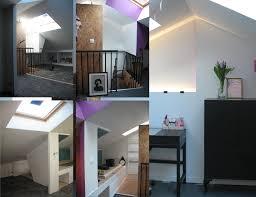 Lit Sous Pente De Toit by 1 Chambre Sous Les Toits U2013 A à Z Architectes