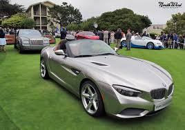 zagato bmw monterey car week pebble beach concours d u0027elegance 2012