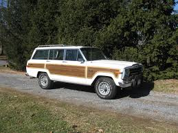 jeep grand wagoneer loaded luxury ride 1988 jeep grand wagoneer classic classics