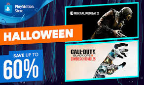 Halloween Sale Playstation Games News Ps4 Halloween Sale Is Good News For