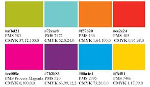 columbia u0027s color palette jeeyeun u0027s color strategies
