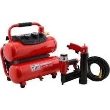 Craftsman 3 Gallon Air Compressor Fini 2 Gal 110 Psi Portable Electric Air Compressor With 2 Nailer