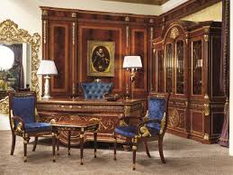 british empire furniture english style study room classic office