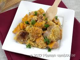 cuisiner sarrasin gratin de patate douce béchamel au sarrasin sans gluten maman