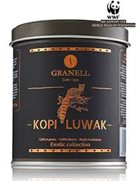 Luwak Coffee caf礬s granell kopi luwak coffee whole beans