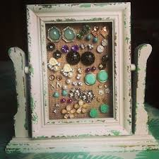 earring stud holder best 25 stud earring organizer ideas on diy earring stud