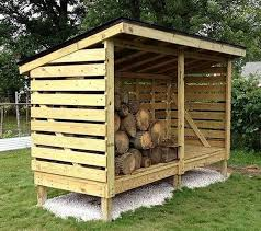 Diy Firewood Shed Plans by Best 25 Diy Shed Ideas On Pinterest Storage Buildings Building