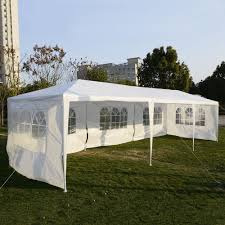tent party 10 x30 party wedding outdoor patio tent canopy heavy duty gazebo