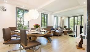 Modern Kleine Wohnzimmer Gestalten Modernes Wohnzimmer Mit Essbereich Wohnbereich Essbereich Pelz
