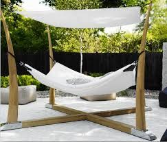 Modern Porch Furniture by Modern Hammock Hang Inspiratie Voor In De Tuin Pinterest