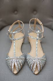 dressy shoes for wedding best 25 silver wedding shoes ideas on silver sparkly