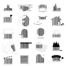 Barcode Designs For C A Arts 7th Digital Arts Beautiful Barcode Designs