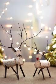 log reindeer how to make a birch wood reindeer ehow