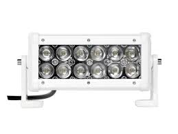 boat led light bar marine led light bar 6 inch spot tree leds