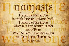 Home Decor Meaning Namaste Symbol Meaning Business Card Size Net
